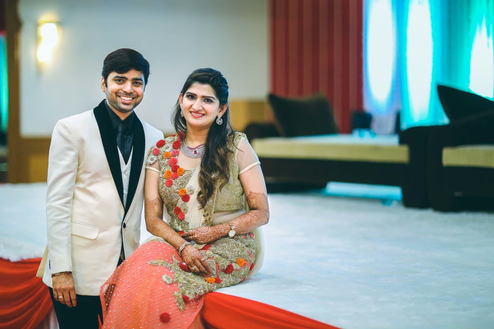 anuj & malvika!:akshay sansare photography and films