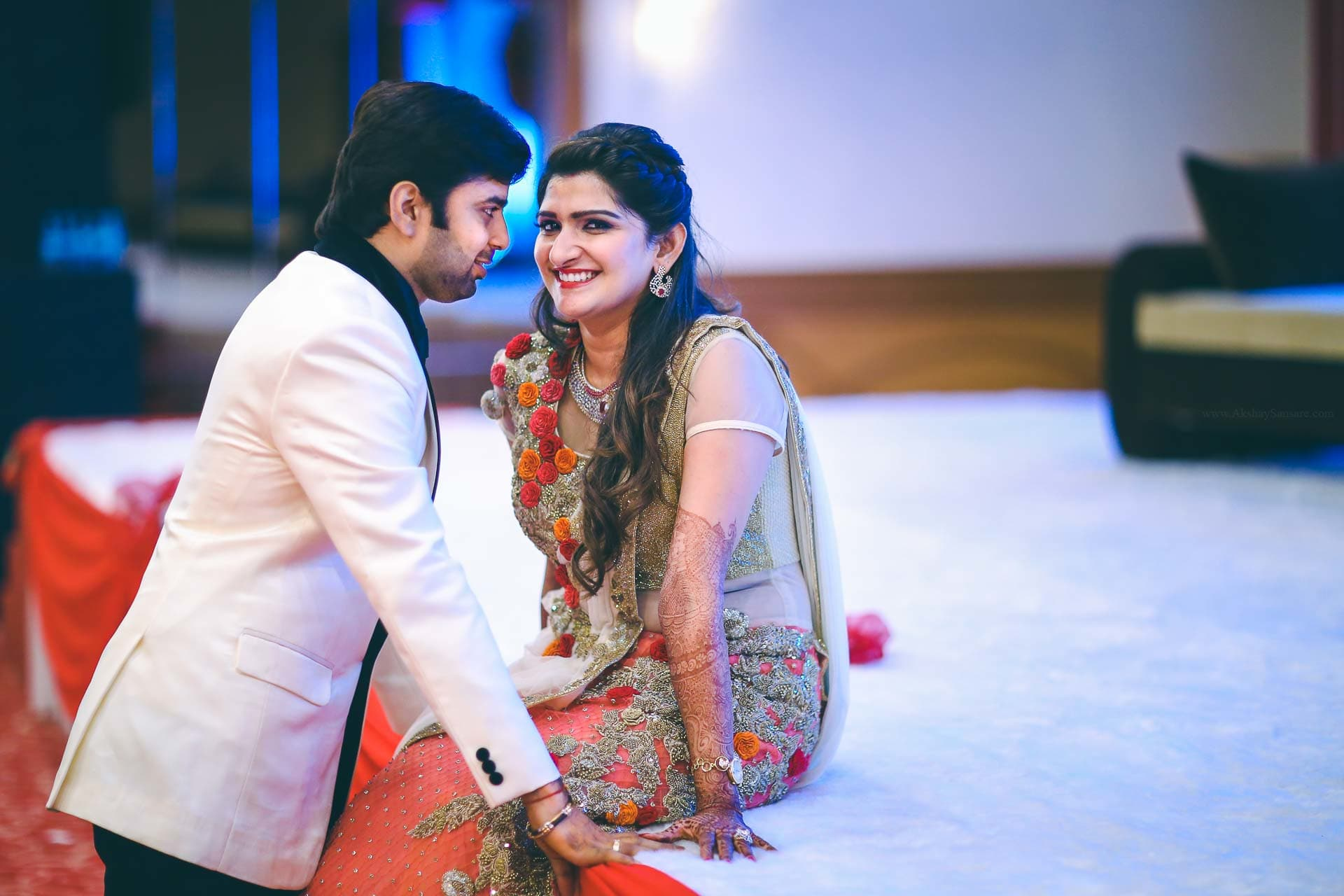 anuj & malvika!:akshay sansare photography and films