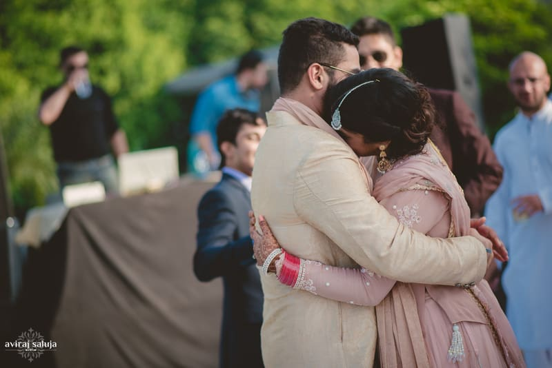 candid clicks!:aviraj saluja, nancy bhaika, hair and makeup by zareen bala, chandni tent house