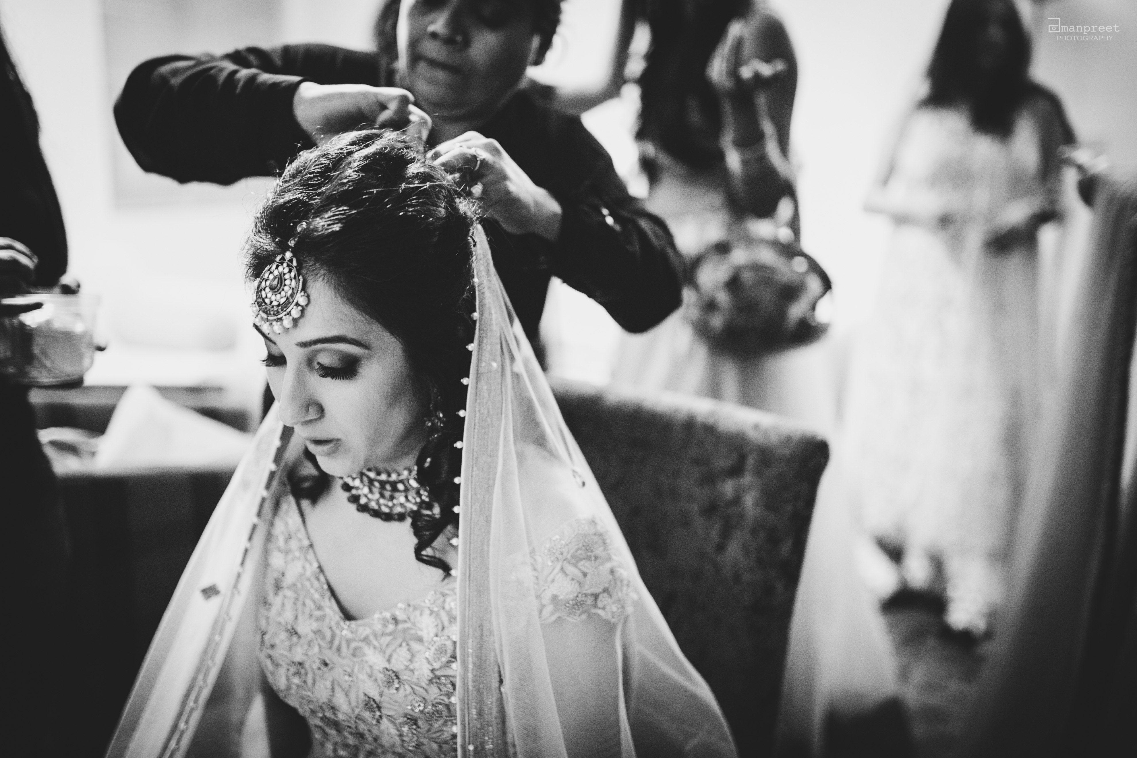 the bride kriti!:geetanjali salon, raju mehandi wala, amanpreet photography, ole couture