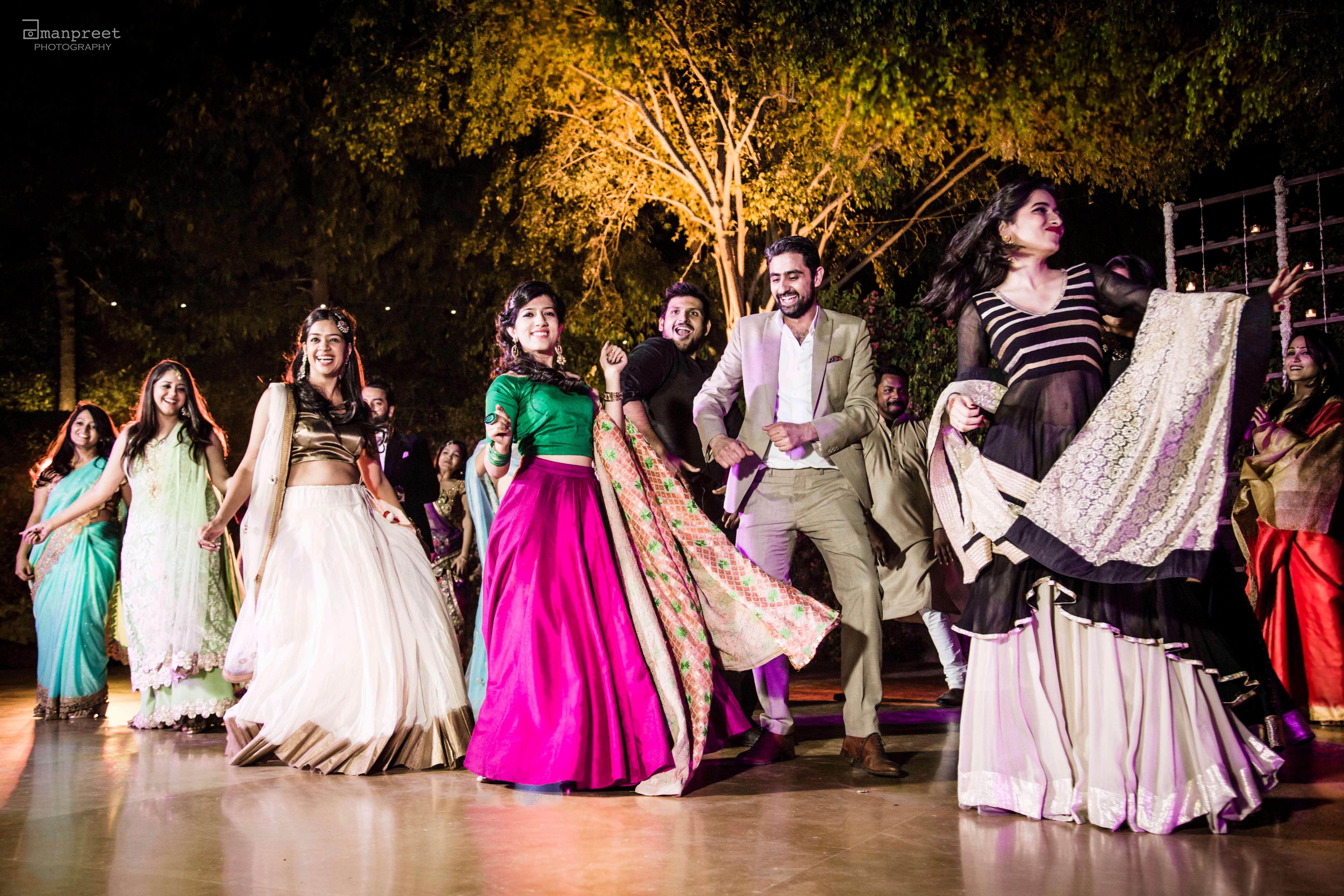 the wedding celebration!:geetanjali salon, raju mehandi wala, amanpreet photography, ole couture