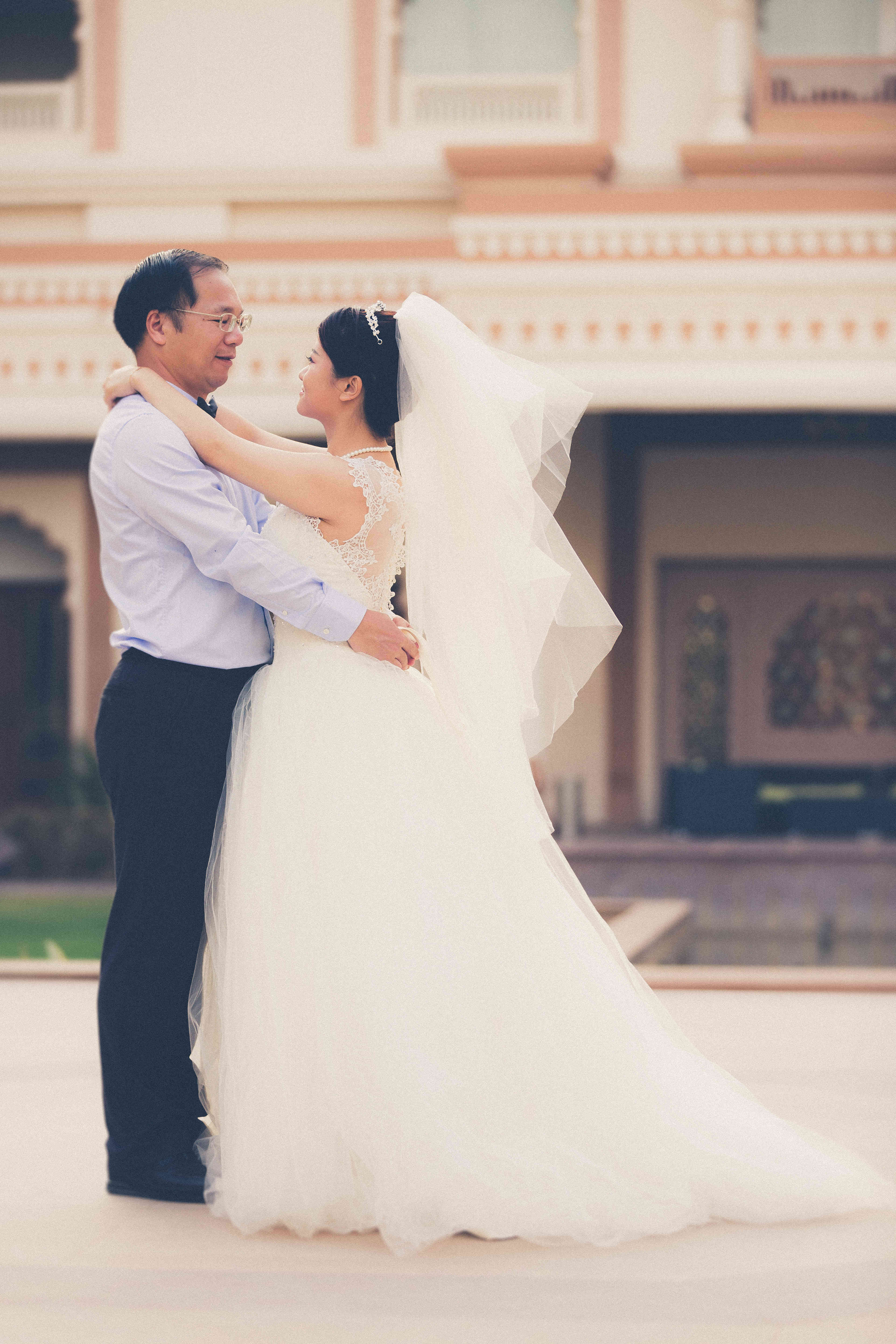 ling & zhang!:our wedding chapter