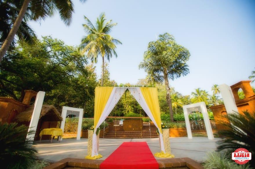 the wedding decoration!:rajesh digital