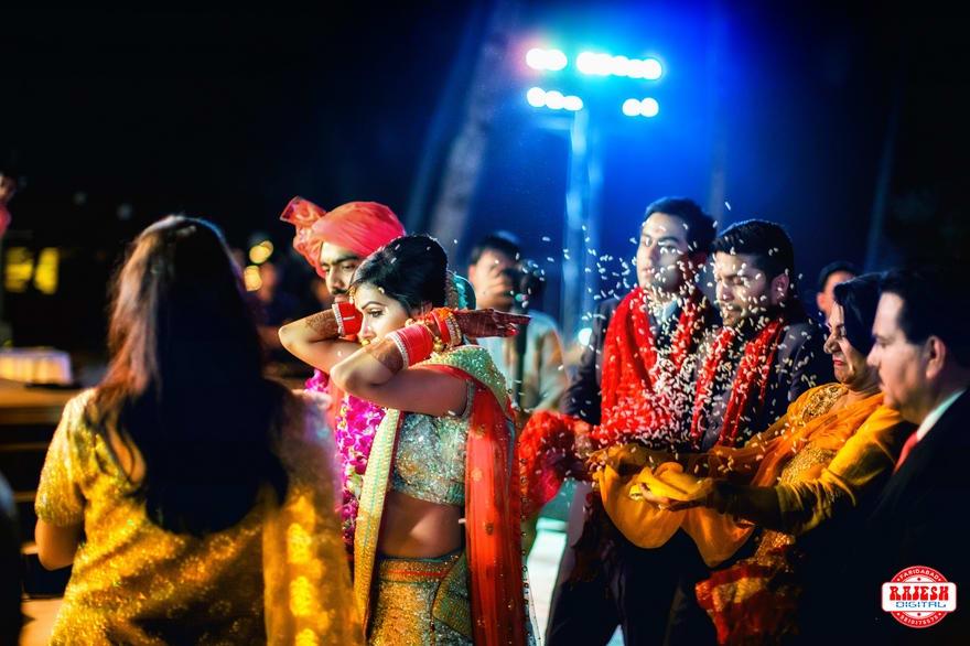 the wedding rituals!:rajesh digital
