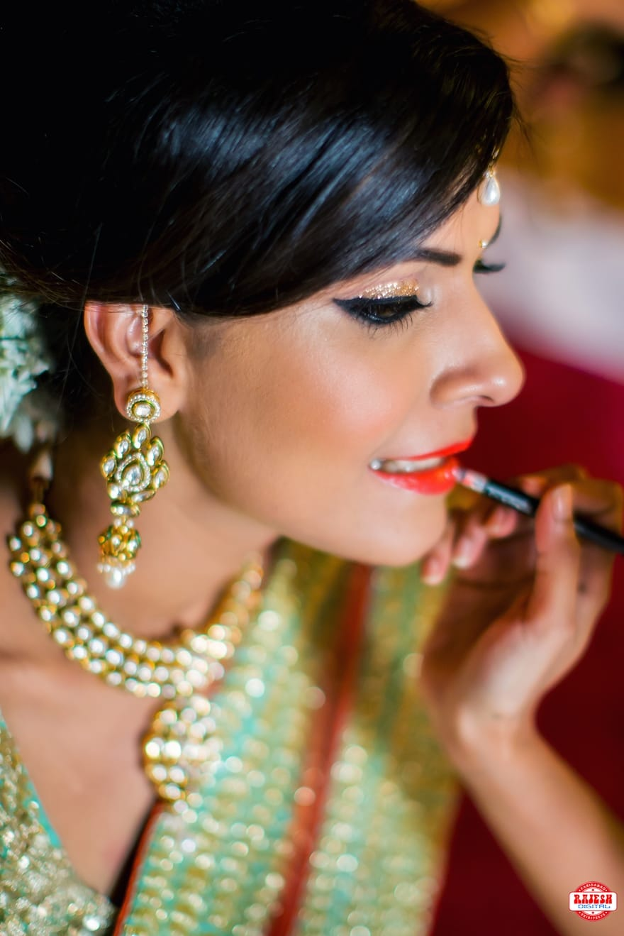 the bride shreya!:rajesh digital