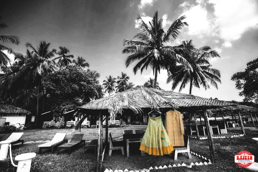 the wedding outfits!:rajesh digital