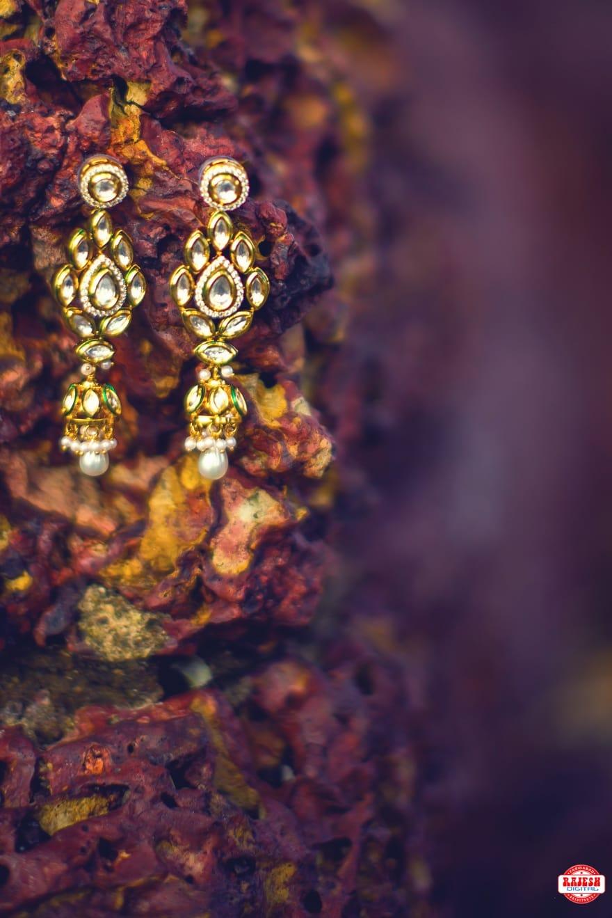 the wedding jewellery!:rajesh digital