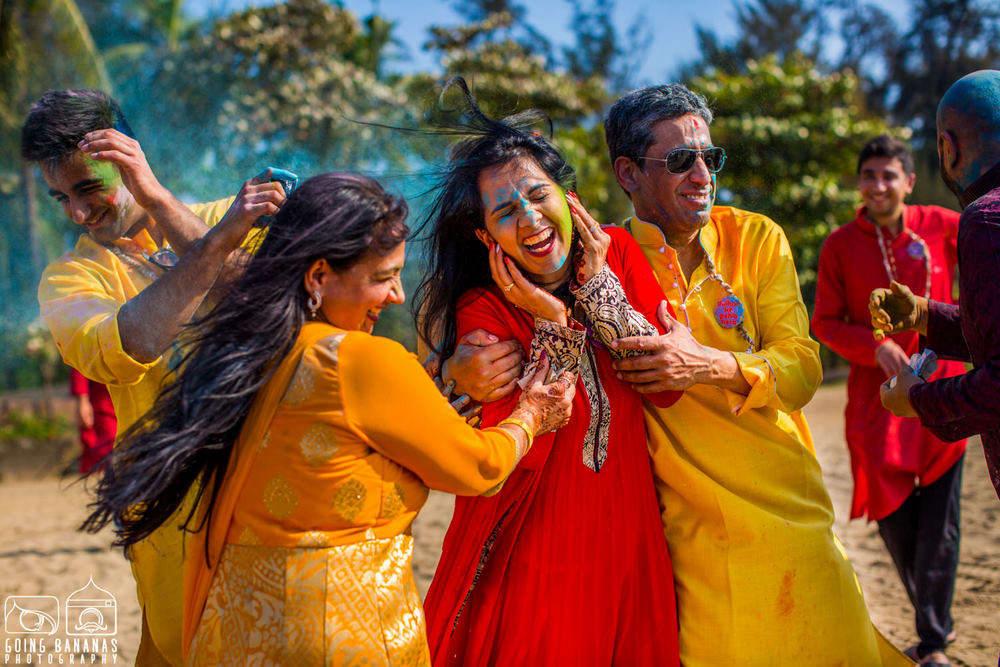 the wedding celebrations!:manyavar, going bananas photography, makeovers by sukanya, design tuk tuk