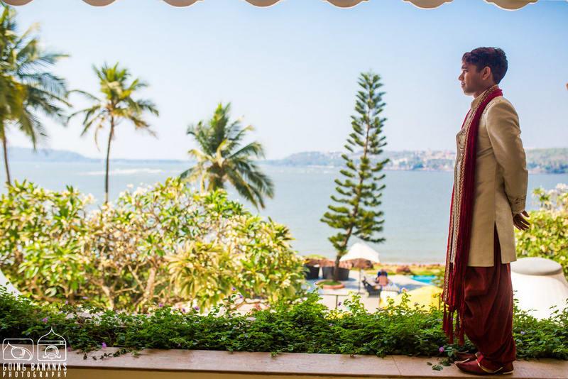 the groom!:manyavar, going bananas photography, makeovers by sukanya, design tuk tuk