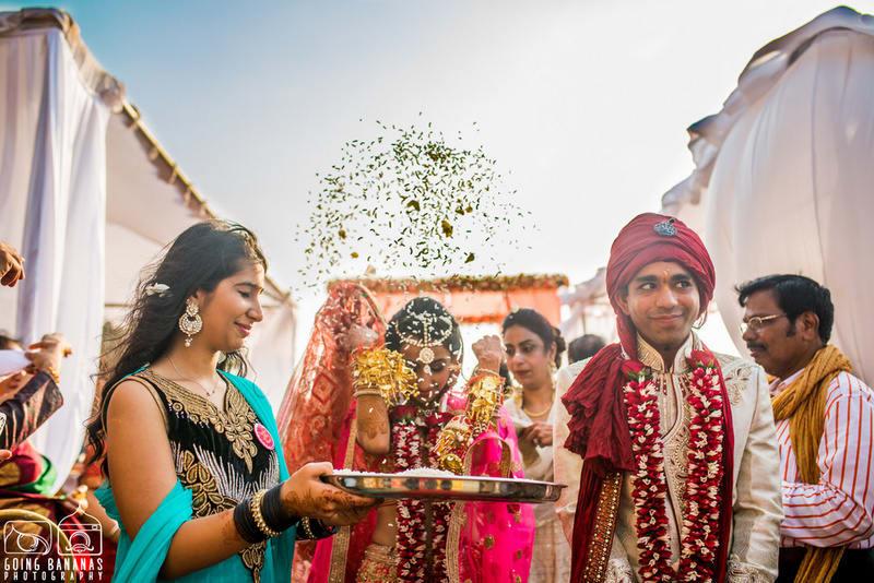 the wedding rituals!:manyavar, going bananas photography, makeovers by sukanya, design tuk tuk