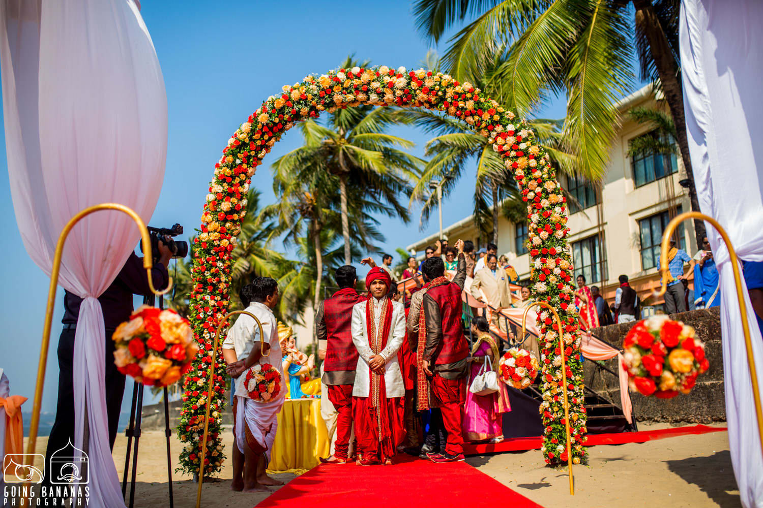 the groom nihar!:manyavar, going bananas photography, makeovers by sukanya, design tuk tuk