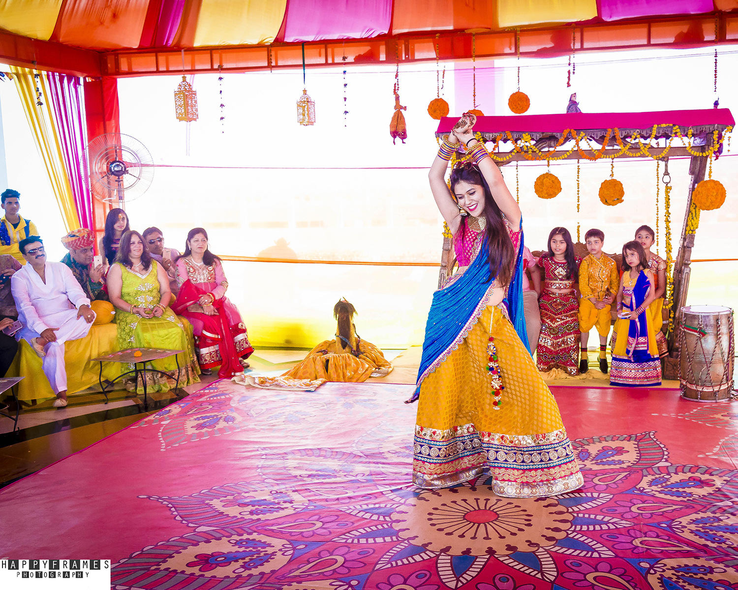 the wedding celebration!:amrapali jewellery, happyframes photography
