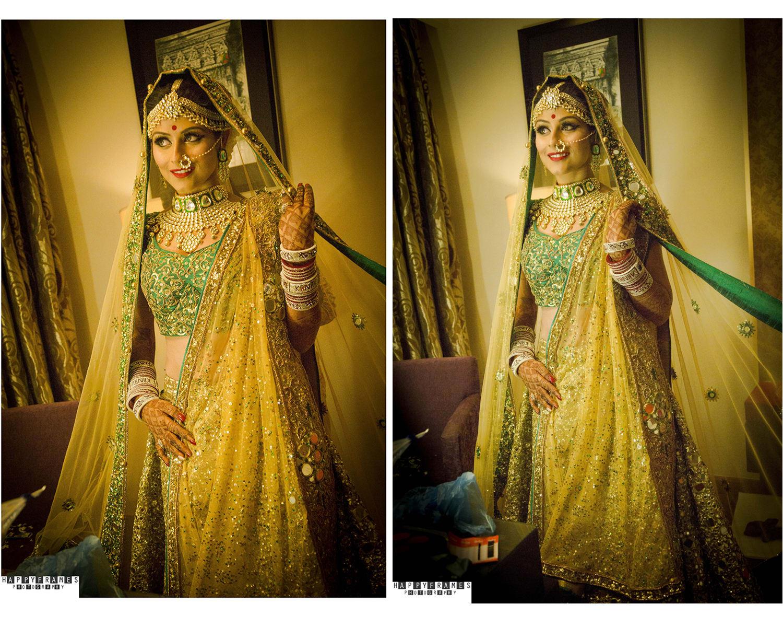 the beautiful bride!:amrapali jewellery, happyframes photography