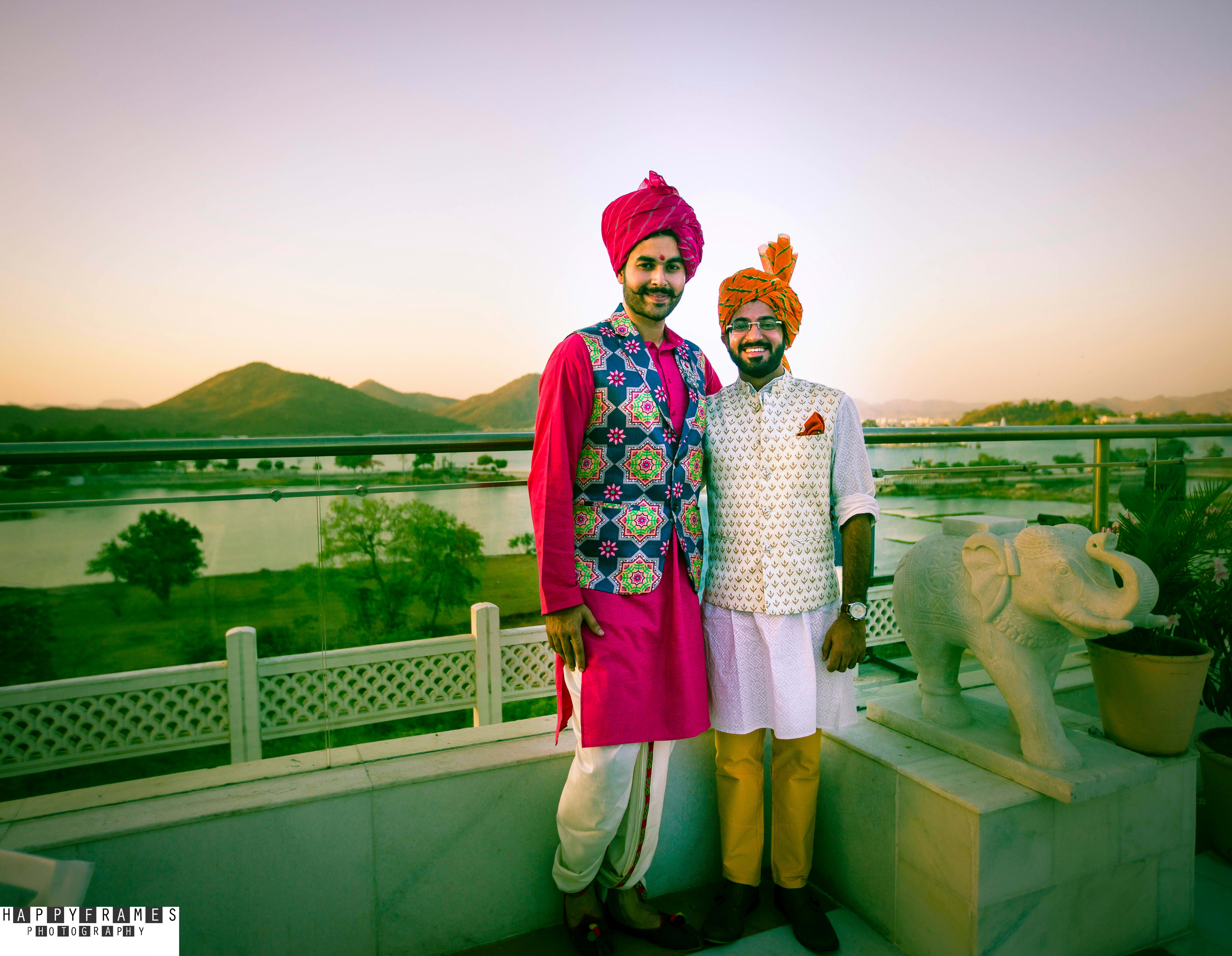 the groom kanav!:amrapali jewellery, happyframes photography