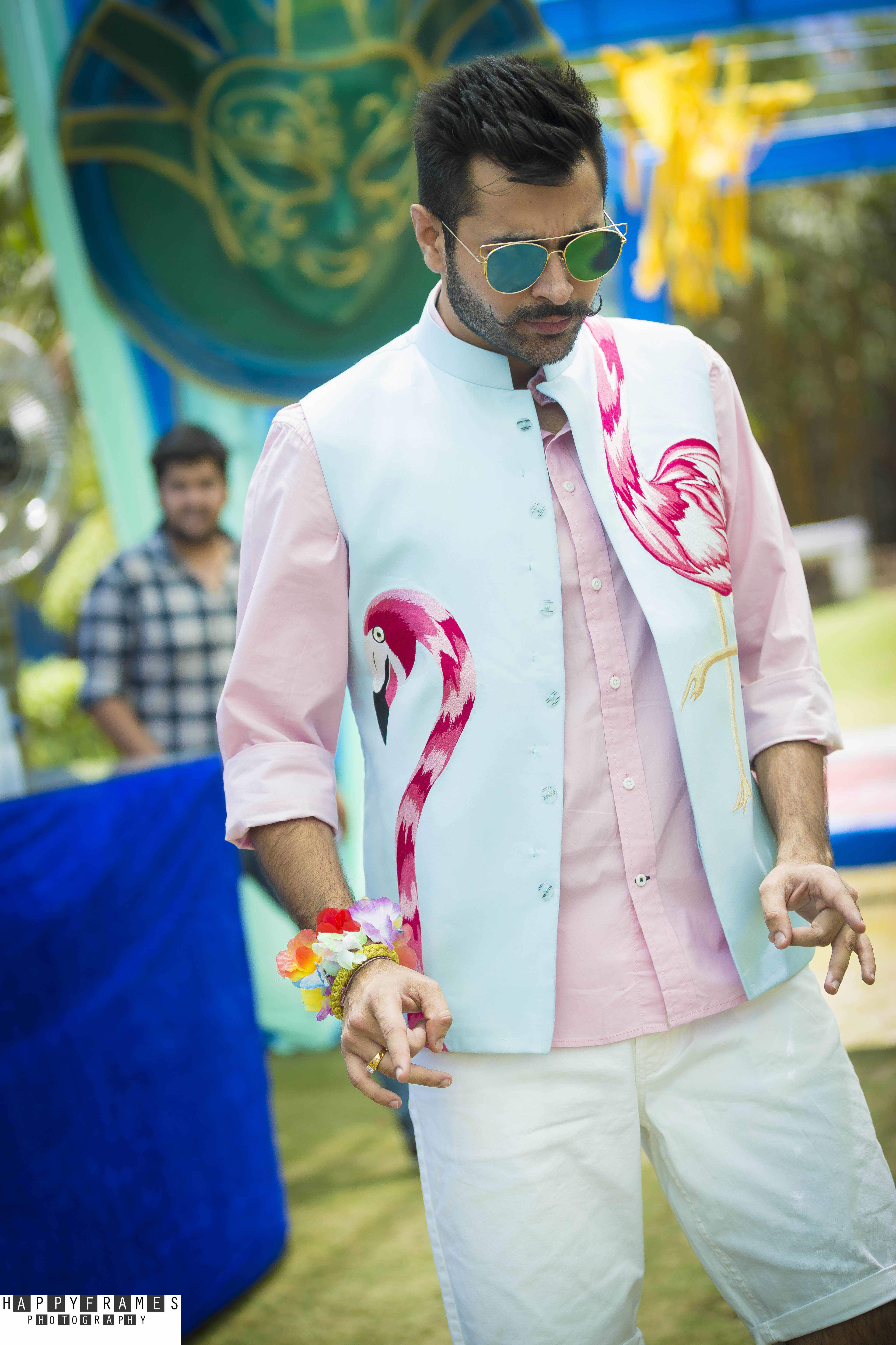 the dapper groom!:amrapali jewellery, happyframes photography