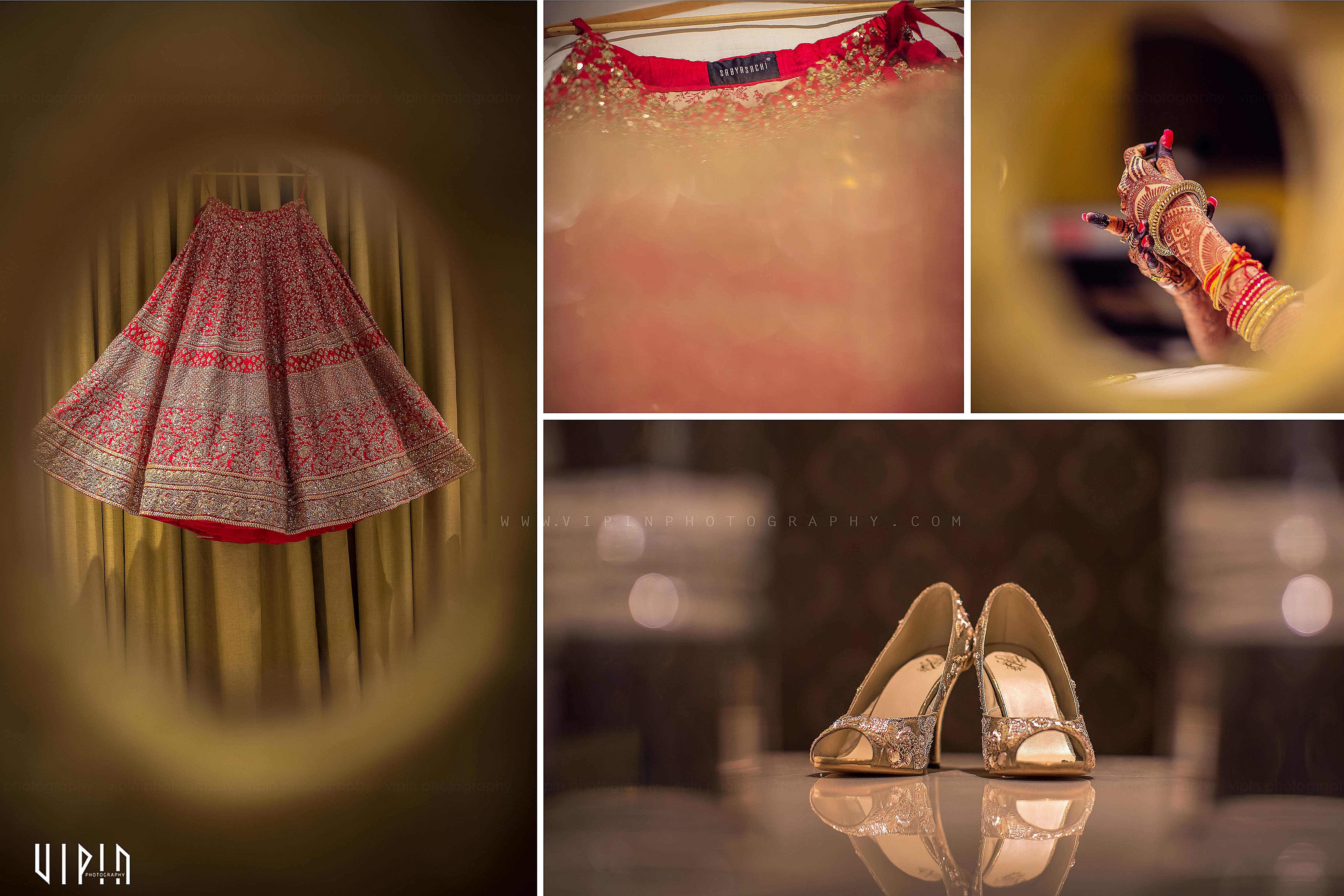the bridal wear!:vipin photography, bianca, sabyasachi couture pvt ltd