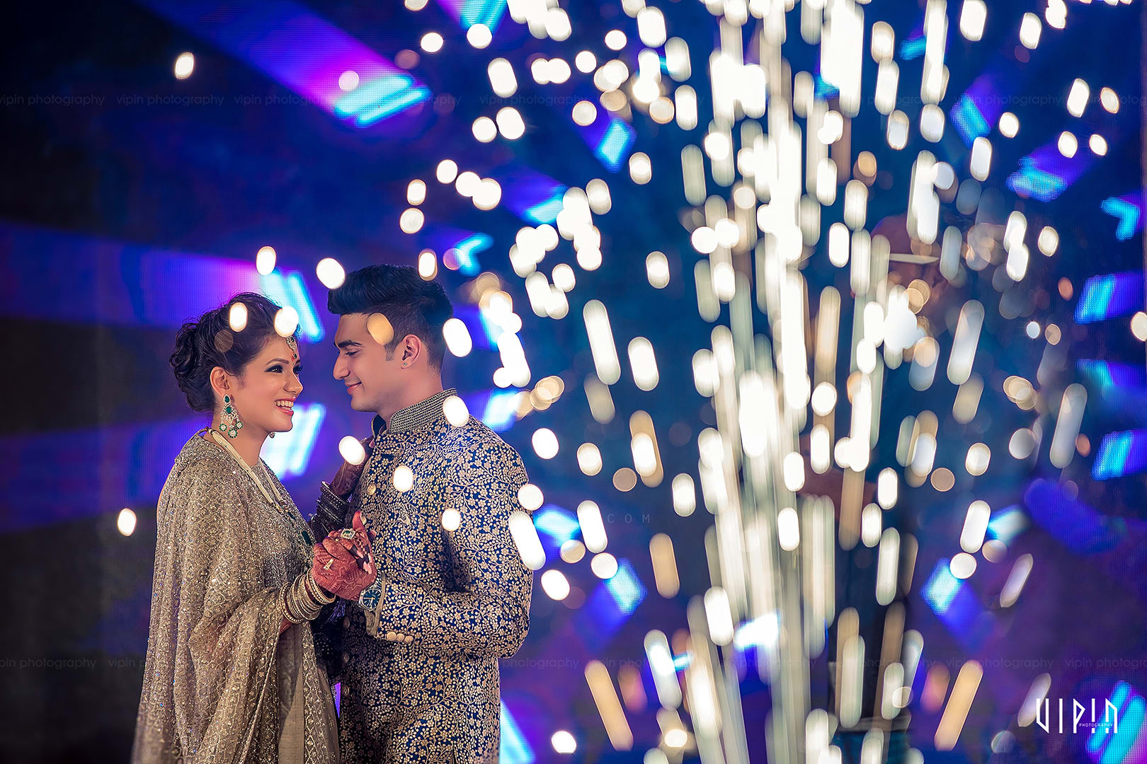 made for each other!:vipin photography, bianca, sabyasachi couture pvt ltd