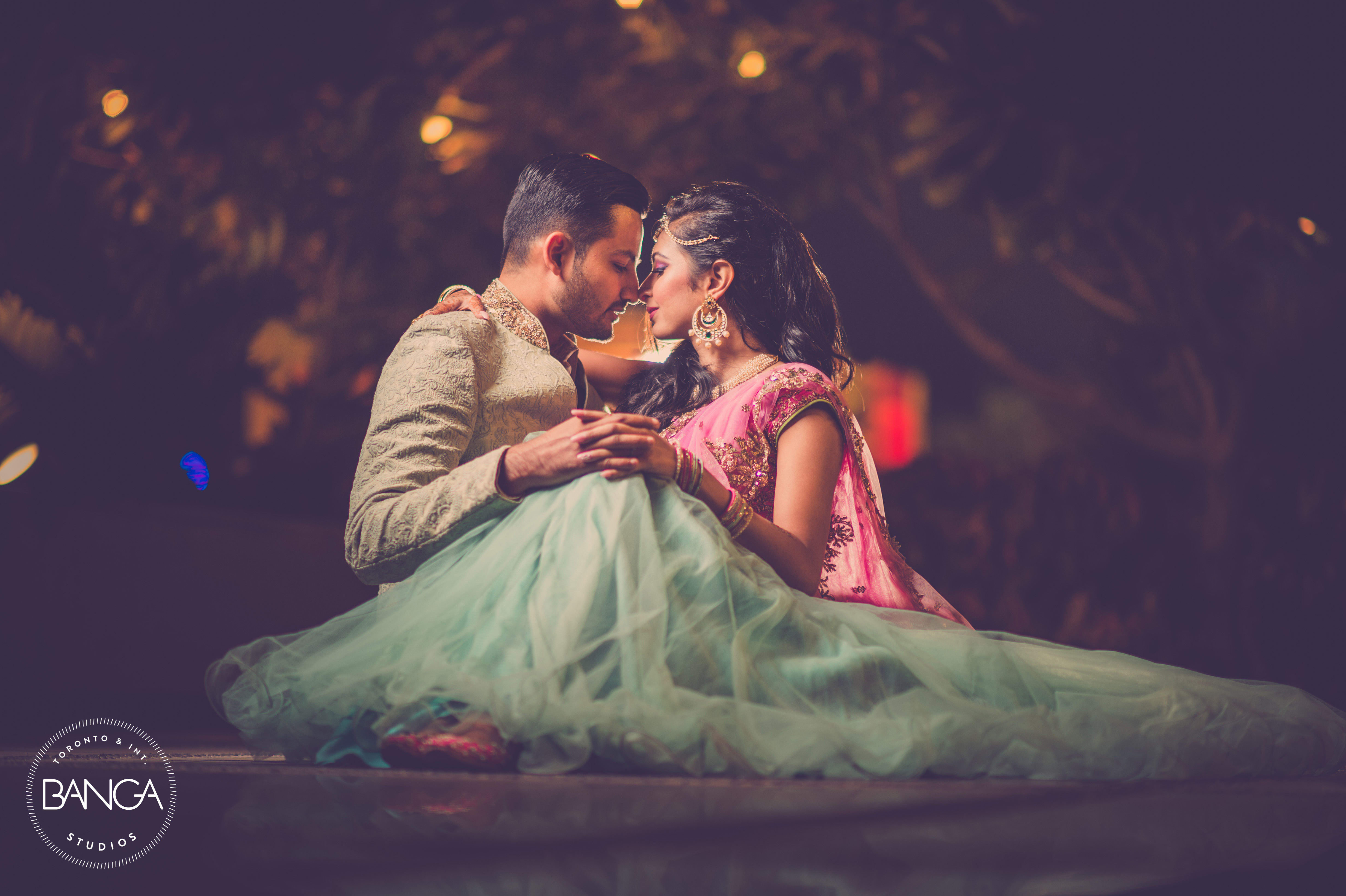 the perfect soulmates!:anita dongre timeless, shyamal and bhumika, anushree reddy, banga studios