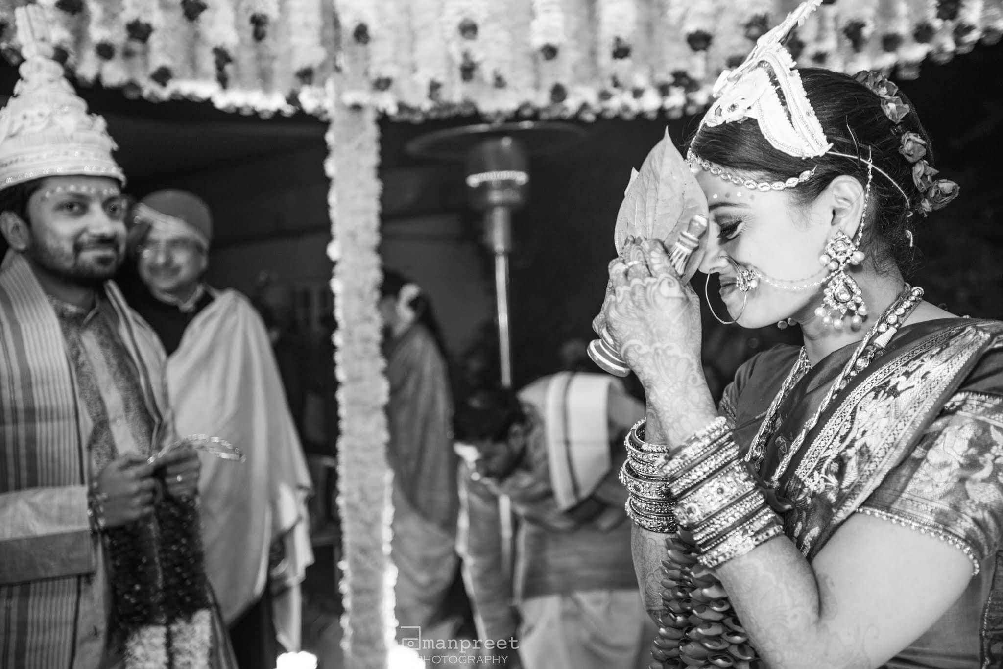 the bengali wedding!:the umrao, mandira wirk, amanpreet photography, zorba
