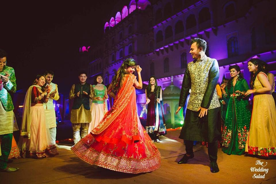 now & forever!:the wedding salad, sabyasachi couture pvt ltd