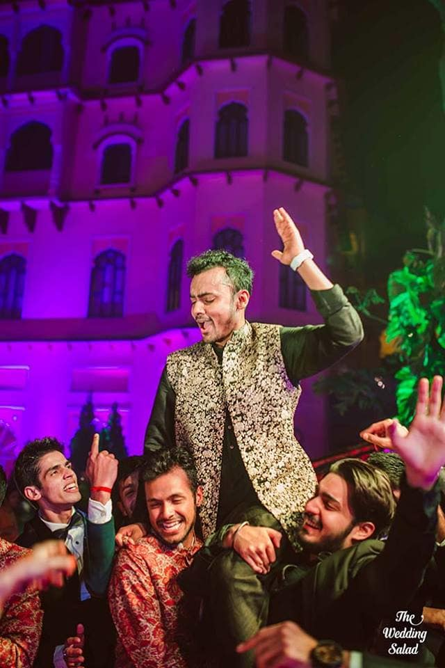 the handsome groom!:the wedding salad, sabyasachi couture pvt ltd