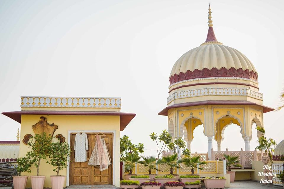 the perfect destination wedding!:the wedding salad, sabyasachi couture pvt ltd