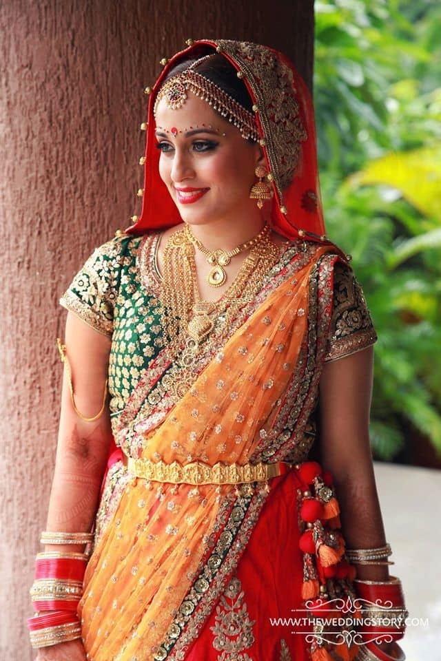 the bride shweta!:the wedding story