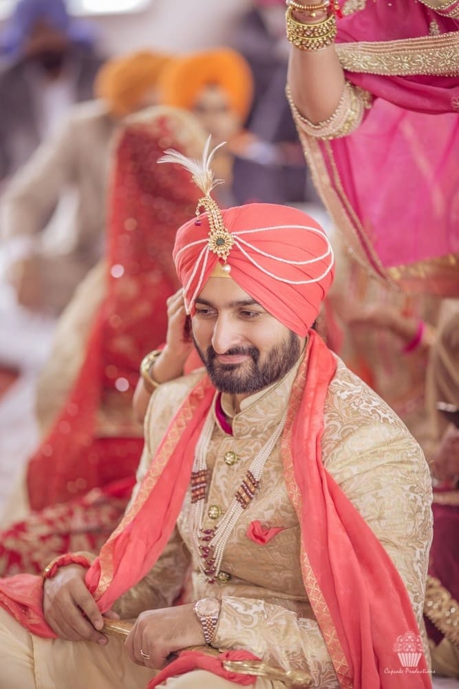the groom jaijeet!:hazoorilal jewellers, cupcake productions, jagdish jewellers, stallone manor, hyatt regency ludhiana, aarushi oswal makeup artist, prerna khullar makeup artist, stitch by sarab khanijou, rimple and harpreet narula couture, dolly j