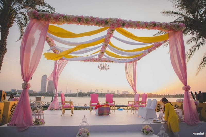 the wedding decor!:the entertainment design company, manish malhotra, arpita mehta, sabyasachi couture pvt ltd, umrao jewels