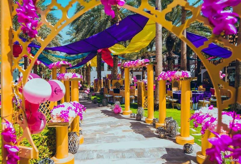 mesmerizing wedding decor!:the entertainment design company, manish malhotra, arpita mehta, sabyasachi couture pvt ltd, umrao jewels