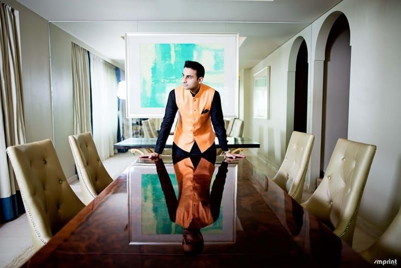 the handsome groom!:the entertainment design company, manish malhotra, arpita mehta, sabyasachi couture pvt ltd, umrao jewels