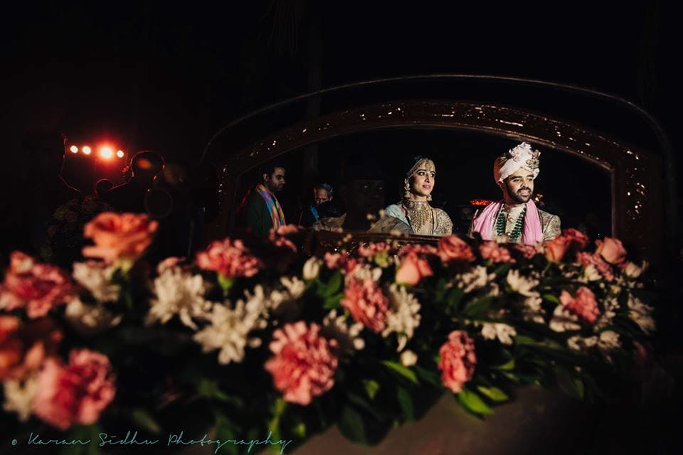 dhruv & surabhi!:karan sidhu photography, daniel bauer makeup and hair, tarun tahiliani, anuj madaan couture, purple tree event solutions