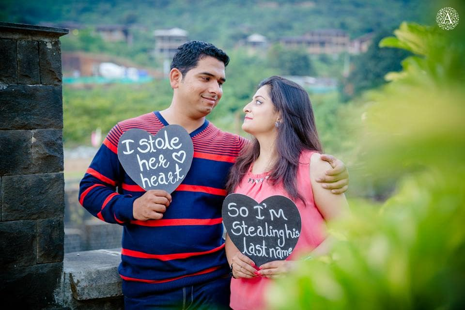 pre wedding lovable moments:amour affairs