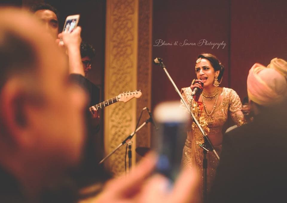 the beautiful bride!:kundan mehandi art, taj palace, bhumi and simran photography, makeup by simran kalra, shweta poddar photography, anoo flower jewellery, abhinav bhagat events