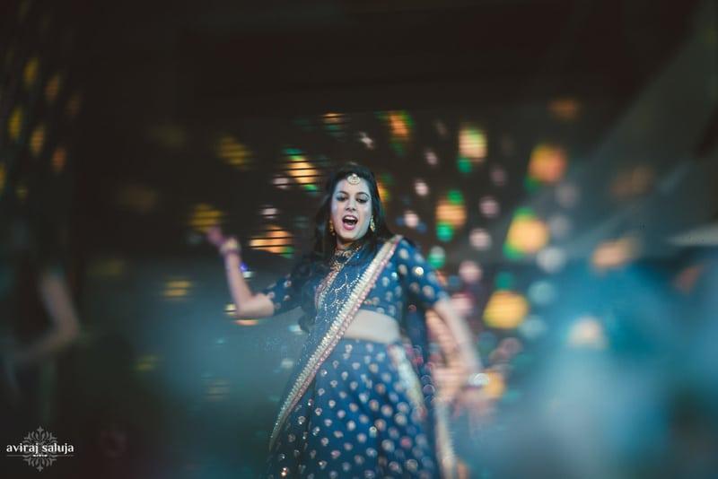 the dancing bride!:just men just kidding, aviraj saluja, sabyasachi couture pvt ltd
