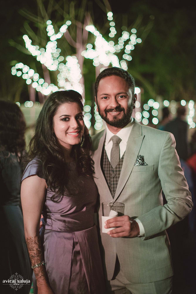 aayush & vriti!:just men just kidding, aviraj saluja, sabyasachi couture pvt ltd