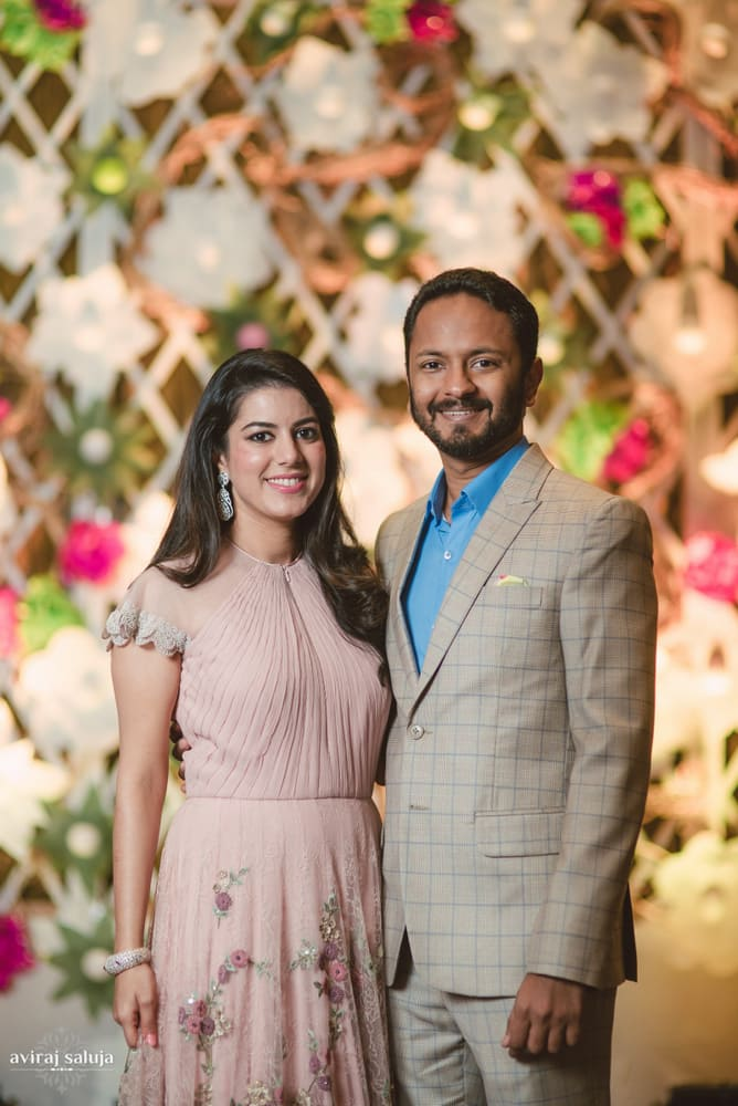 the lovebirds!:just men just kidding, aviraj saluja, sabyasachi couture pvt ltd