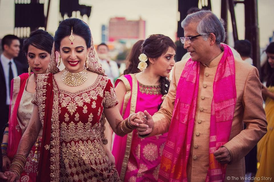 the bride karishma!:the wedding story