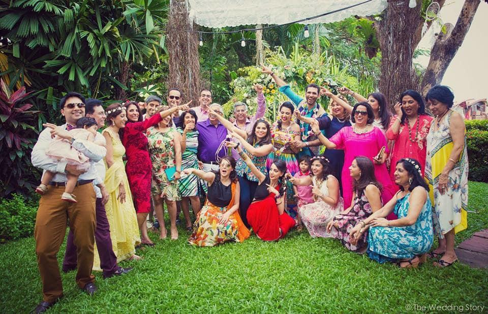 the wedding celebrations!:the wedding story