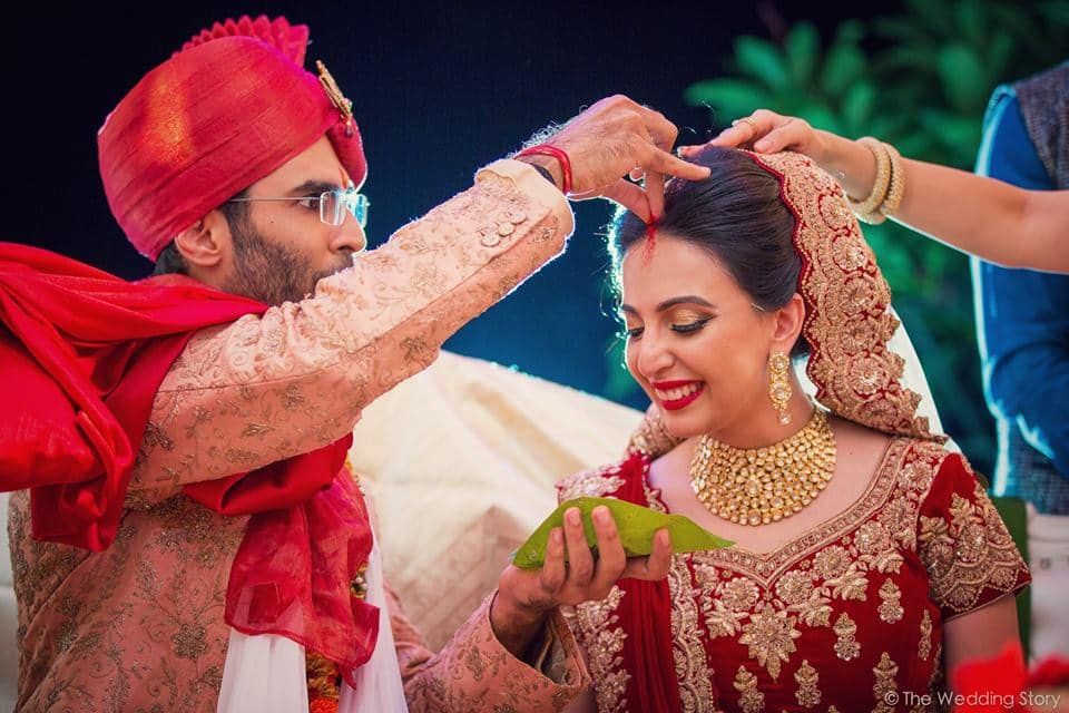 the wedding rituals!:the wedding story
