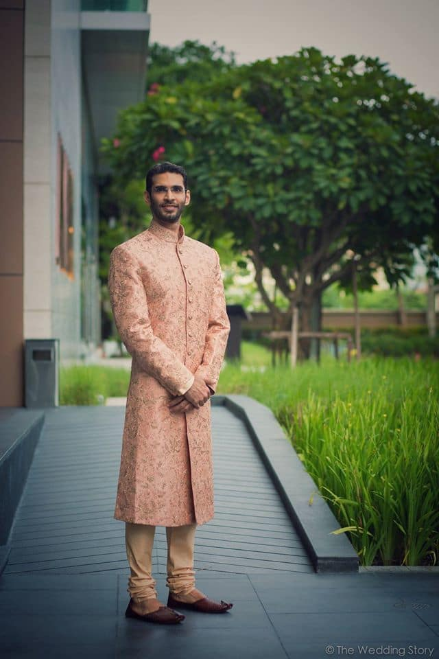the dapper groom!:the wedding story