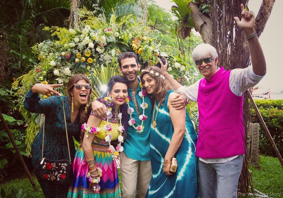 the grand destination wedding!:the wedding story