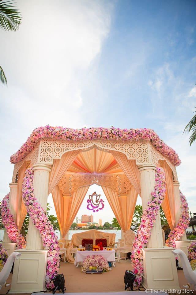 the wedding decor!:the wedding story