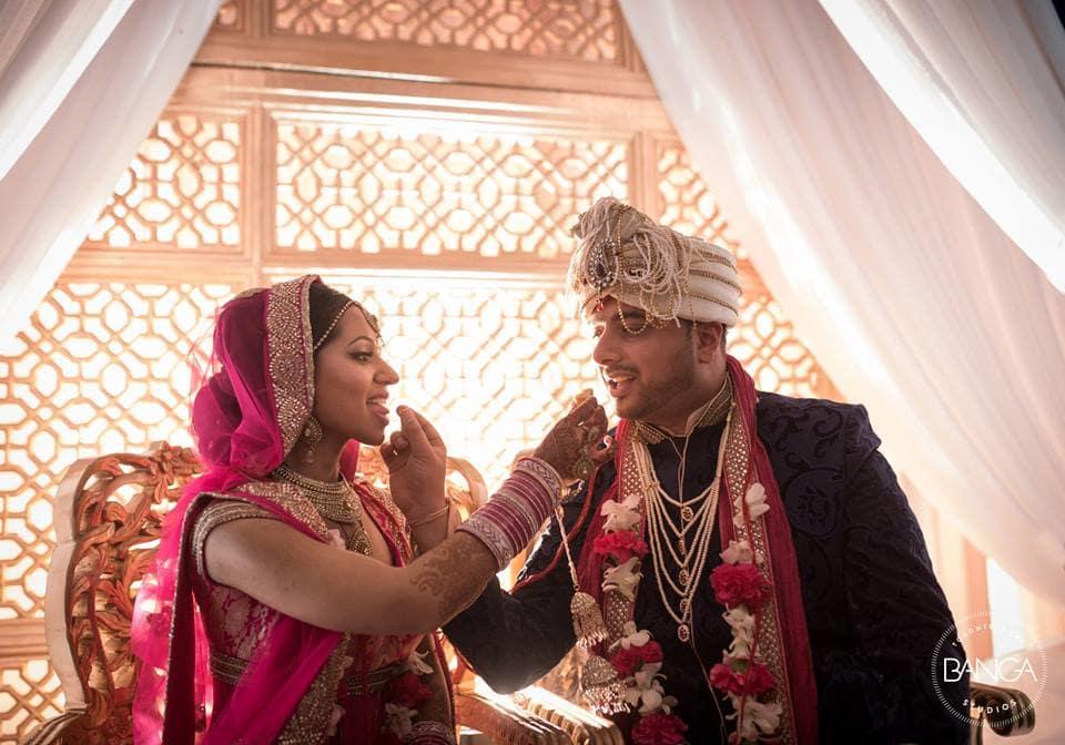 the fairytale wedding!:banga studios