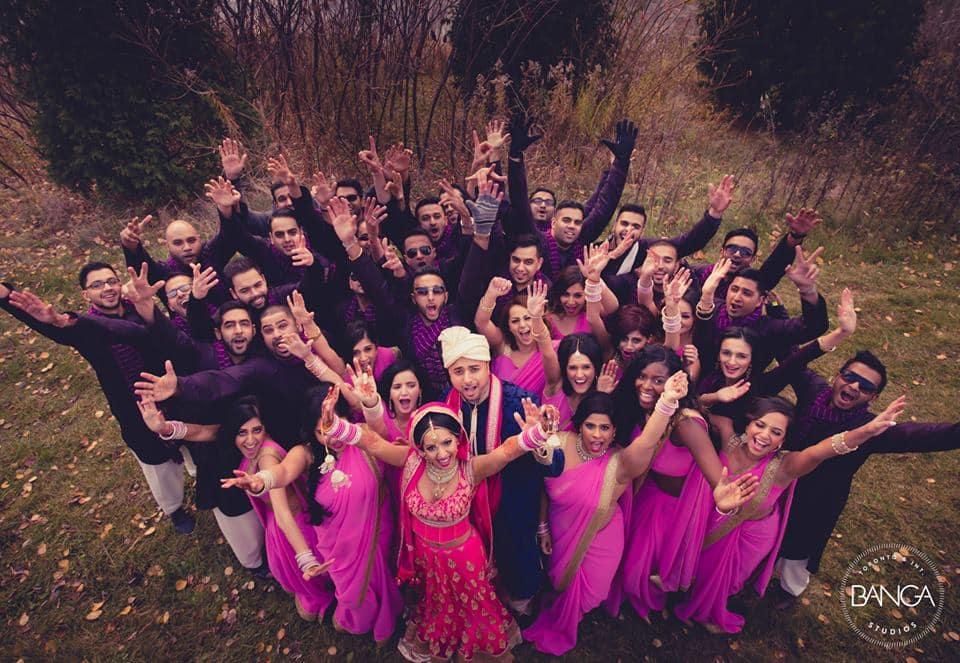 the group photograph!:banga studios