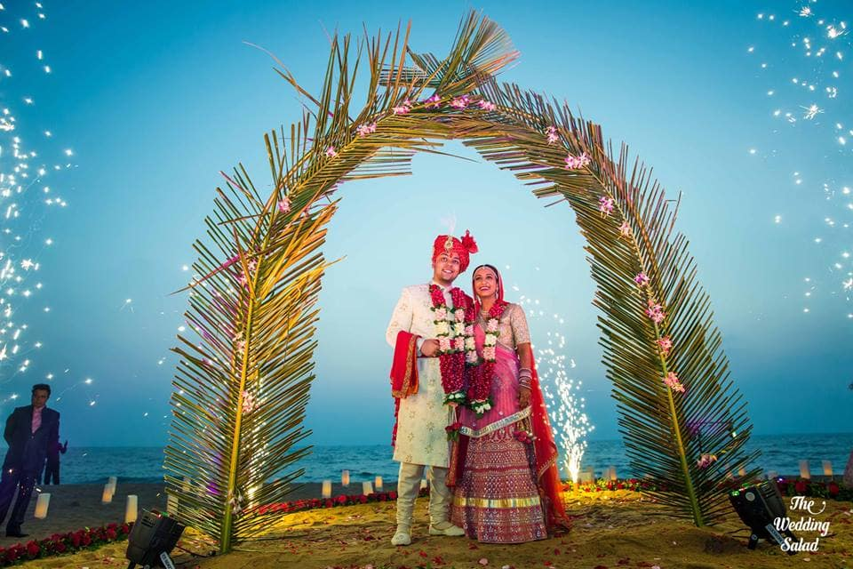 made for each other!:priyal prakash house of design, the wedding salad, manish malhotra, anita dongre, gaurav gupta designer