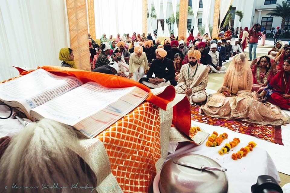 the wedding rituals!:karan sidhu photography