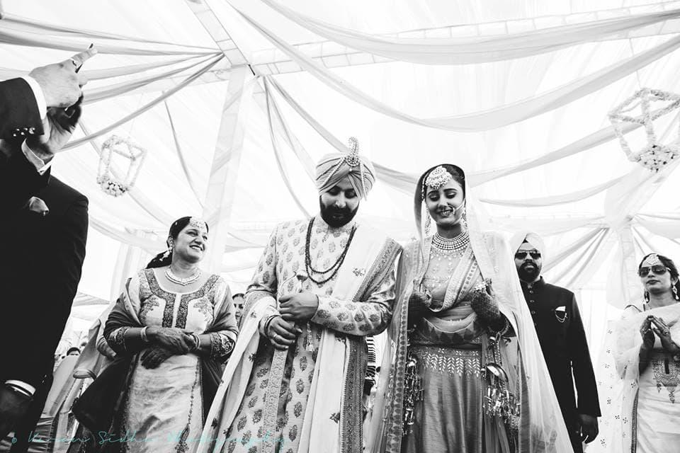 the royal wedding!:karan sidhu photography