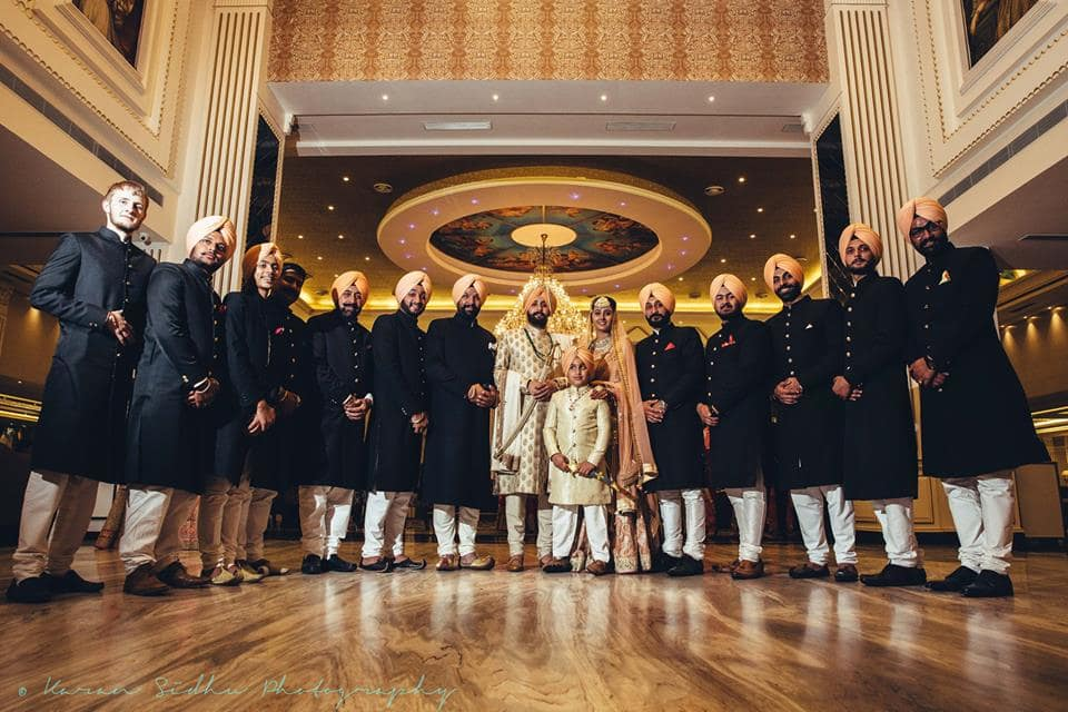 the big fat wedding!:karan sidhu photography