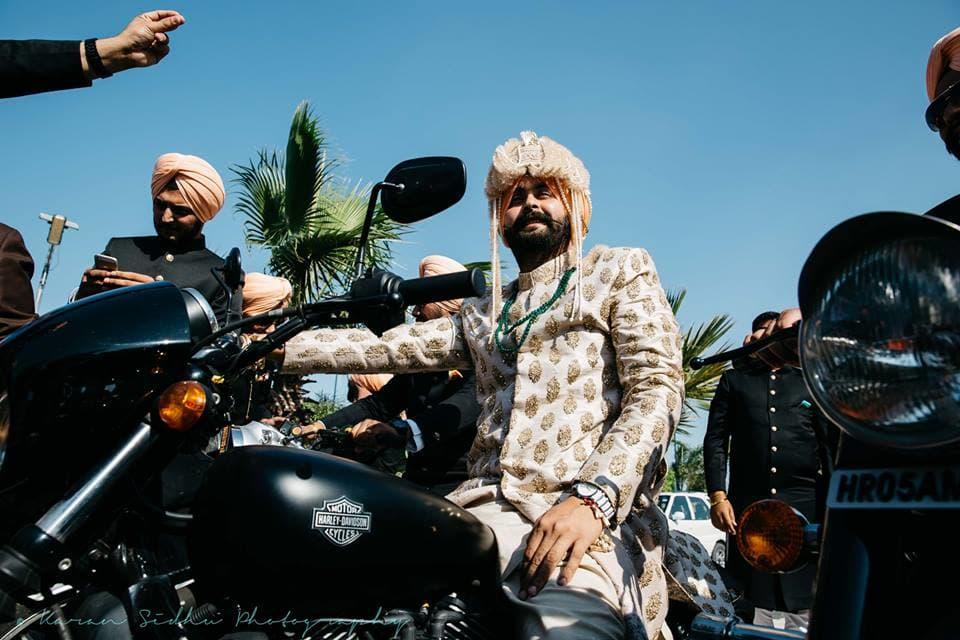the groom jaymeet!:karan sidhu photography